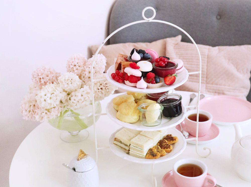 Afternoon Tea in Hamburg genießen