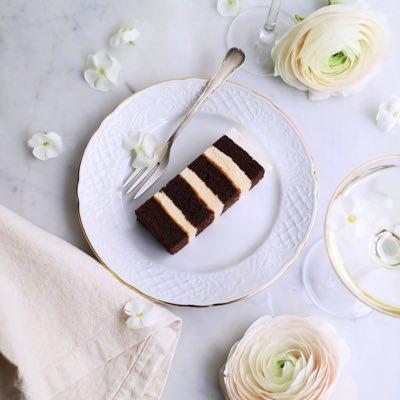 Salted Caramel Torte
