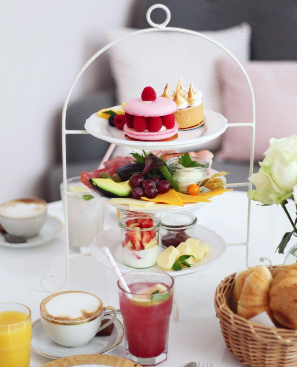 Frühstück Café Hamburg