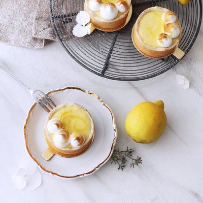Zitronen Tartelette