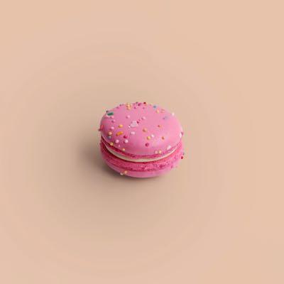 Birthday Cake Macaron